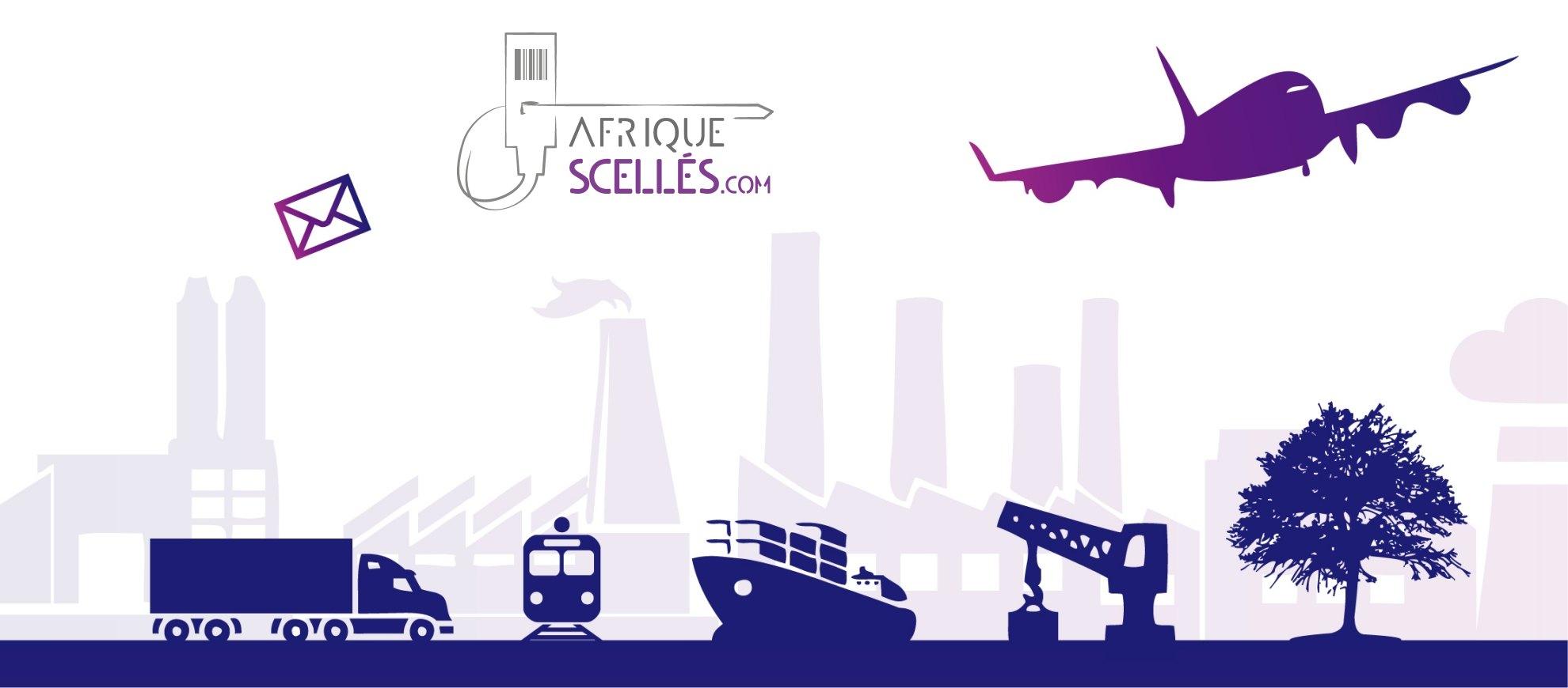 Afrique Scellés distribution de scellés de sécurité sur le continent africain